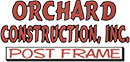 Orchard Construction Logo